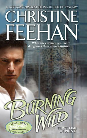 Burning Wild Paperback