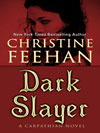 Dark Slayer large print hardcover