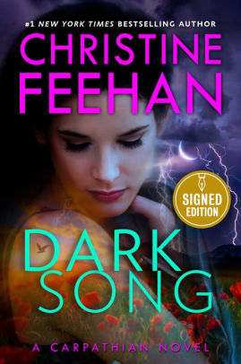 Dark Song in Hardcover Signed