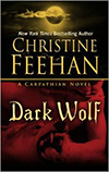 Dark Wolf large print hardcover