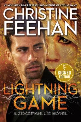 Lightning Game Signed Hardcover