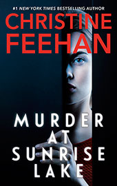 Murder at Sunrise Lake Signed Hardcover