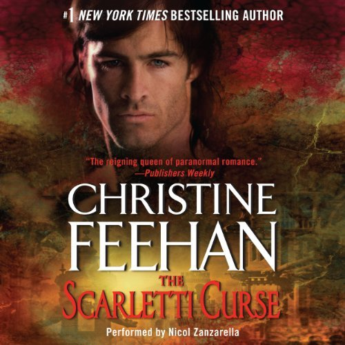 The Scarletti Curse Audiobook