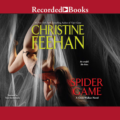 Spider Game Audiobook