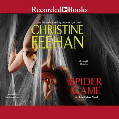 Spider Game Audiobook