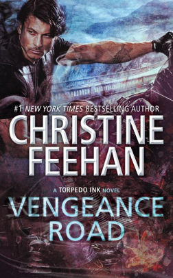 Vengeance Road E-Book