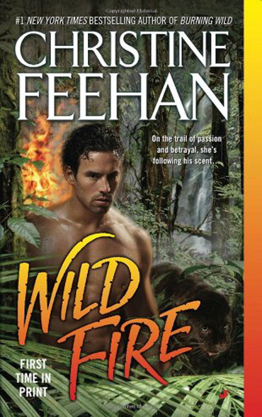 Image result for wild fire christine feehan book cover