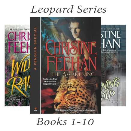Leopard Series Book Bundle