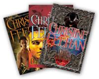 DARK Series CARPATHIANS by Christine Feehan MM Paperback Set Books 12-20!