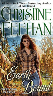 Earth Bound in paperback by Christine Feehan