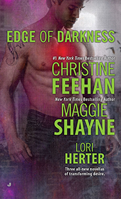 Edge of Darkness (Dark Crime) by Christine Feehan, Maggie Shayne, and Lori Herter