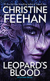 Leopard's Blood in paperback by Christine Feehan