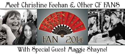 FAN 2014: A Christine Feehan FAN Convention