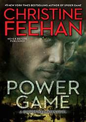 Power Game in hardcover by Christine Feehan