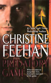 Predatory Game, by Christine Feehan