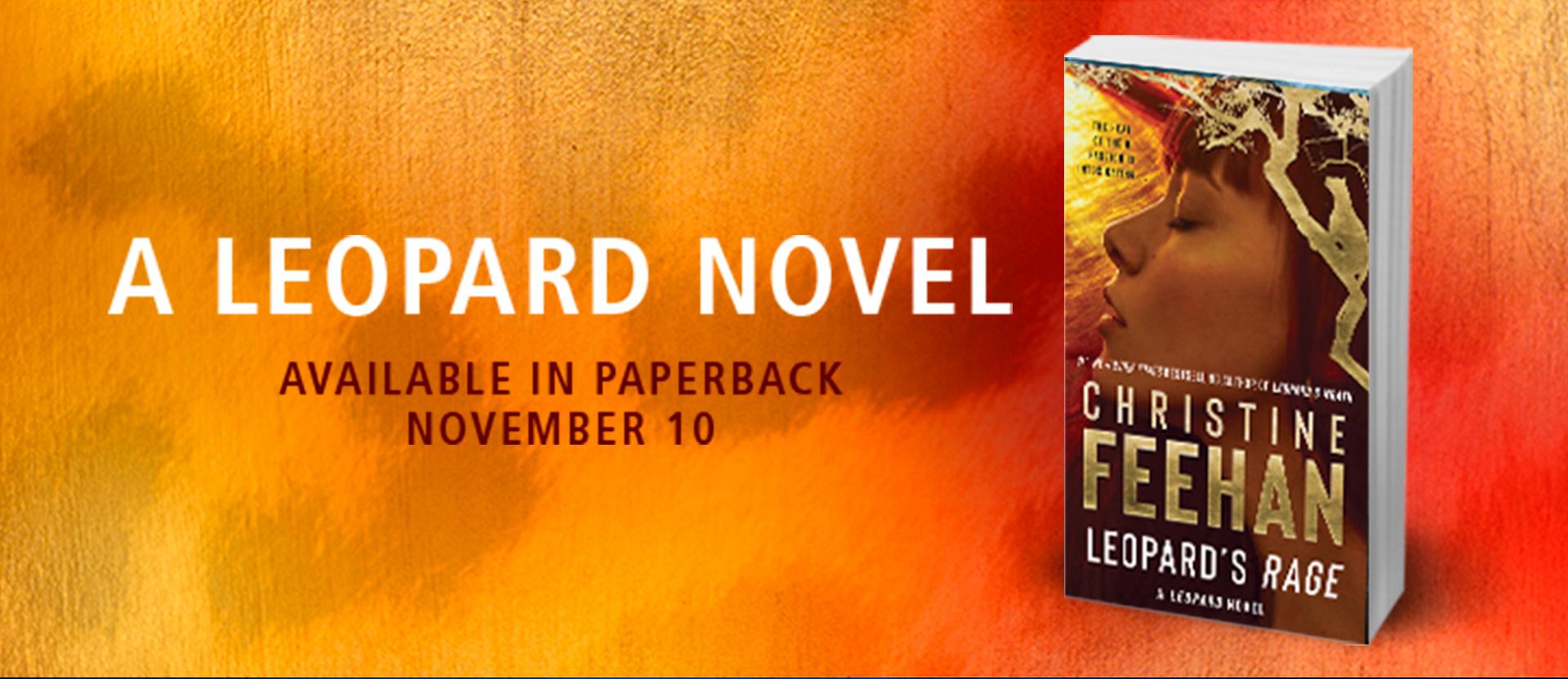 Leopards Rage in paperback!
