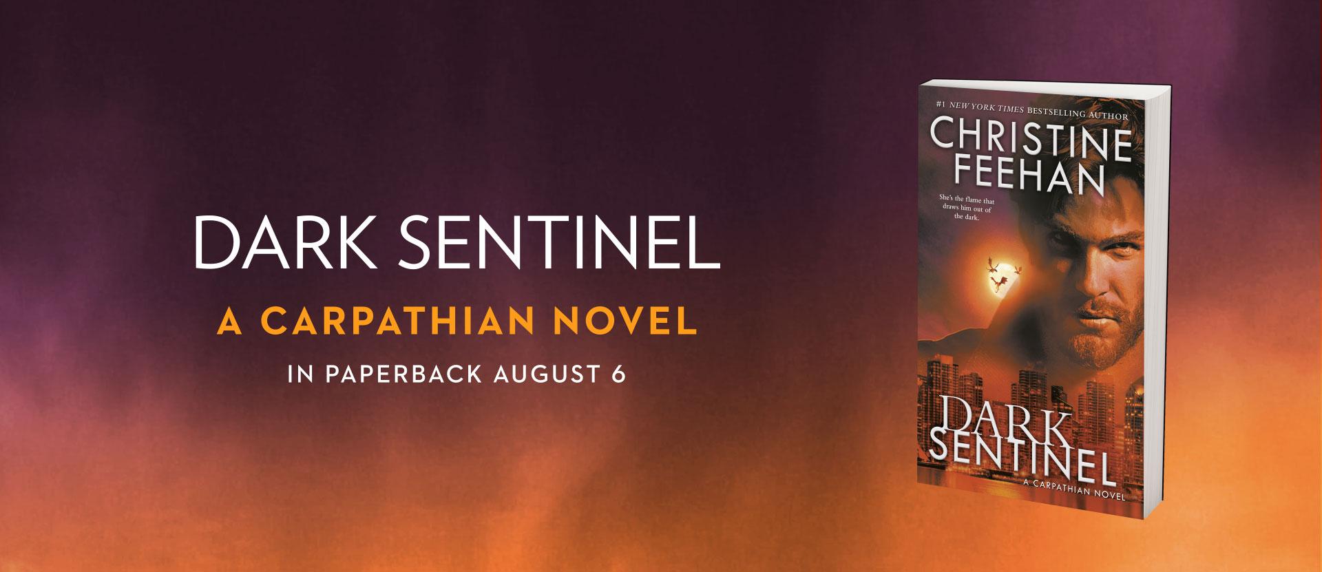 Dark Sentinel in paperback!