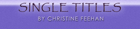 Christine Feehan, New York Times Bestselling Author