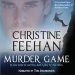 Murder Game Audio Book Format