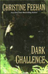 Dark Challenge in Large Print Hardcover