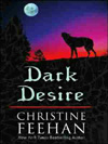 Dark Desire in Large Print Hardcover